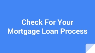 Get High Value Loan with Mortgage