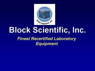 Finest Recertified Laboratory Equipment