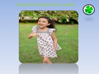 Buy Kids Casual Wear online