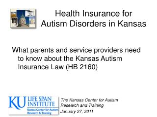 Health Insurance for  Autism Disorders in Kansas