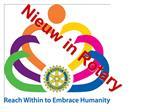 Nieuw in Rotary