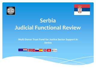 ISSUES IN JUSTICE SECTOR REFORM
