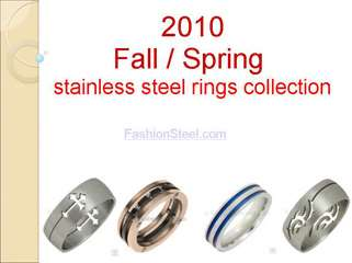 Stainless Steel Ring Catalog