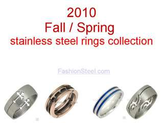 Stainless Steel Ring Catalog 2