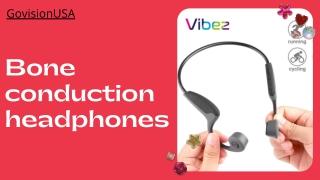 Bone conduction headphones (1)