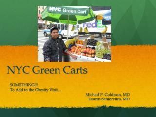 NYC Green Carts