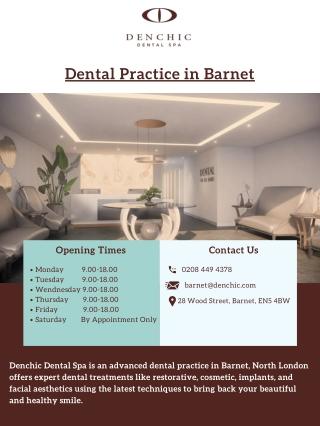 Dental Practice in Barnet
