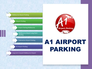 A Brief Overview of Airport Parking