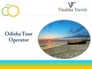 Get a experienced & specialist Odisha Tour Operator