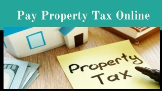 Paying Property Taxes on Time help Avoid Foreclosure