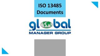 ISO 13485 Documentation Kit