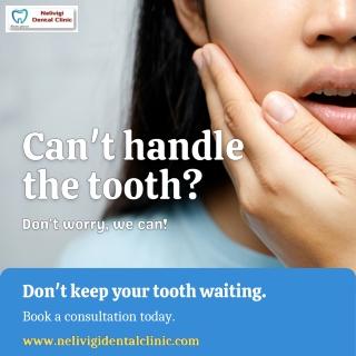 Dental Problems - Best Dental Clinic in Bellendur - Nelivigi Dental Clinic