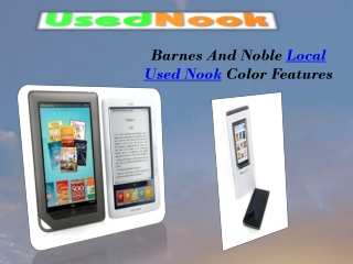 Used Nook