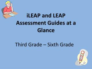 iLEAP and LEAP Assessment Guides at a Glance