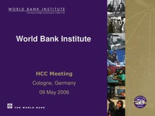 World Bank Institute