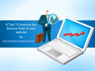 8 Tips To Improve the Bounce Rate of your Website