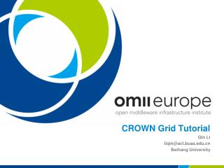 CROWN Grid Tutorial