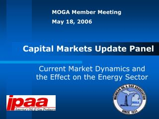 Capital Markets Update Panel