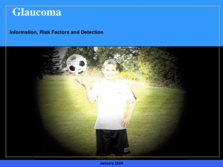 Glaucoma - Detection