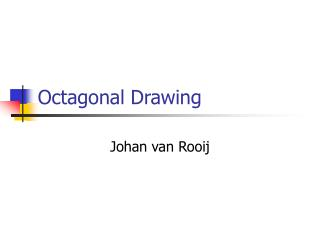 Octagonal Drawing