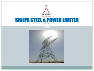 SHILPA STEEL & POWER LIMITED
