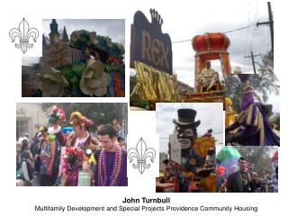 John Turnbull Multifamily Development and Special Projects Providence Community Housing