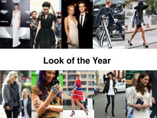 Look the Best Style of Celebrities in 2013
