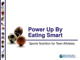 Power Up By Eating Smart