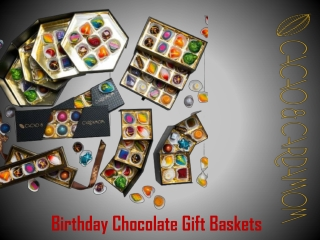 Birthday Chocolate Delivery | Birthday Chocolate Gifts
