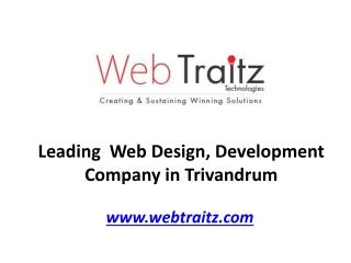 web design company in trivandrum