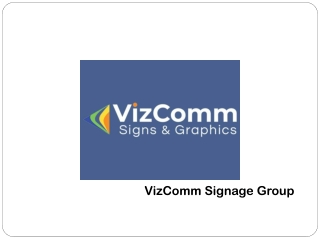 Get custom Specialty Business signs to boost your brand