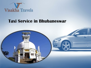 Top Taxi Service in Bhubaneswar- Visakha Travels
