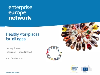 European Examples of Good Practice in prevention of work-related stress