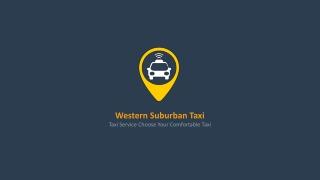 Western Suburb Taxi