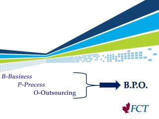 B-Business   P-Process    O-Outsourcing