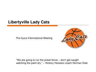 Libertyville Lady Cats