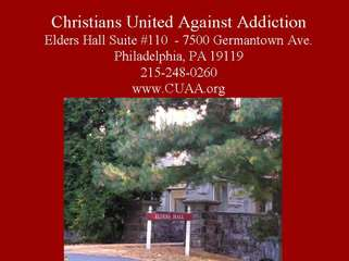 Christian United Against Addiction