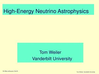High-Energy Neutrino Astrophysics