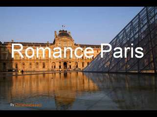 Romance Paris_China travel news