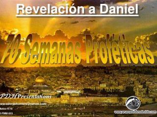 70 Semanas Proféticas