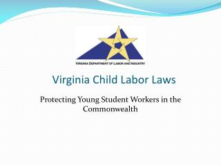 Virginia Child Labor Laws