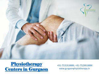 Kalpanjali Physio-Osteo Best Physiotherapy Centers in Gurgaon
