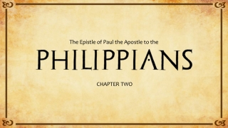 The Epistle of Paul the Apostle to the