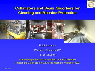 Collimators and Beam Absorbers for Cleaning and Machine Protection