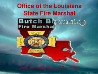 Louisiana Fire Service ESF-4