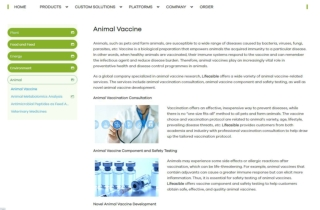 Animal Vaccination Consultation