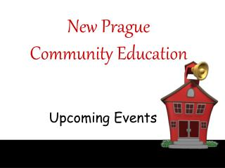 New Prague  Community Education