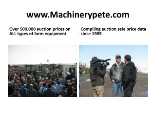 www.Machinerypete.com