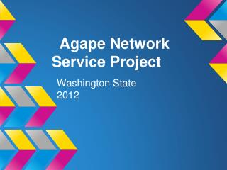 Agape Network Service Project