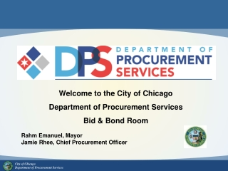 Professional Certification for Procurement Assistance Professionals